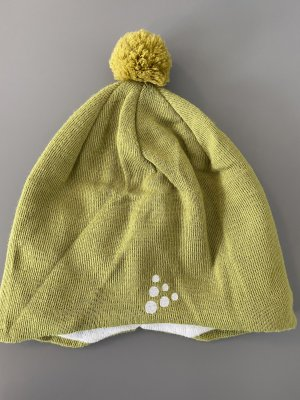 Craft Knitted Hat multicolored cotton