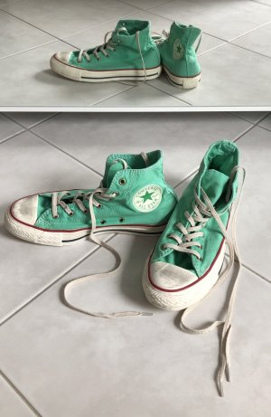 Converse Zapatos de patinador menta