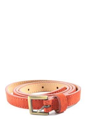 Grüne Erde Faux Leather Belt brown casual look