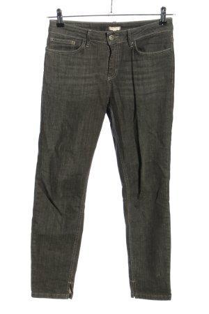 Grüne Erde Slim Jeans