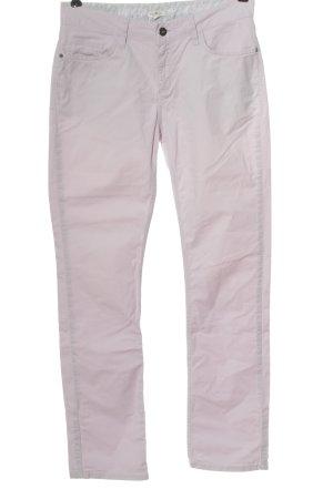 Grüne Erde Stoffhose pink Casual-Look
