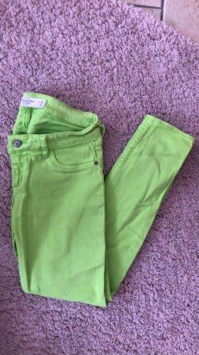 Grüne Hose Abercrombie & Fitch Größe 26/29