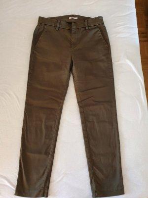 Orsay Pantalone fitness verde scuro