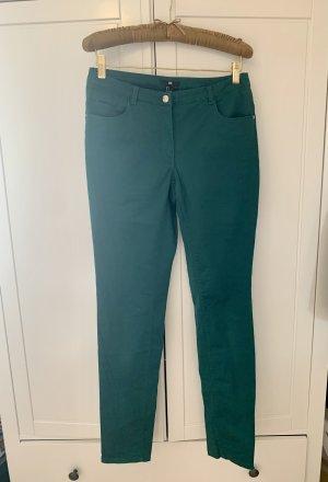 Grüne Hose mit goldenen Details von H&M