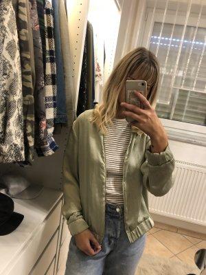 Blouse Jacket sage green