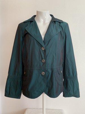 Grüne Jacke von Biba Gr. 42