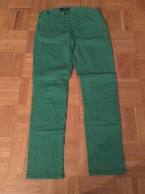 Ralph Lauren Jeansy rurki zielony
