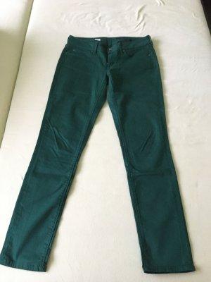 Grüne Jeans von Tommy Hilfiger