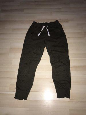 Pimkie Pantalon de jogging vert forêt-vert foncé