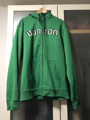 Grüne Kaputzenjacke von Burton