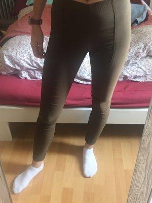 Grüne leggings-Hose