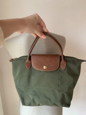 Grüne Longchamp