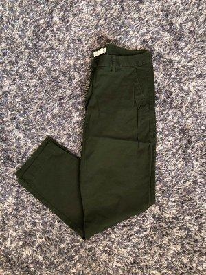 Grüne luftige Jeanshose 42