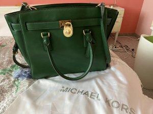 Grüne Michael Kors Tasche zu verkaufen