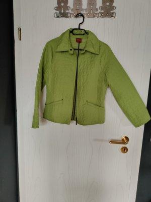 grüne nie getragen Jacke