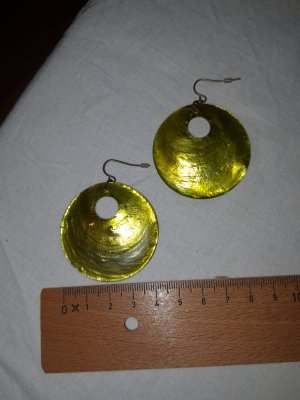 Bungeloorbellen olijfgroen