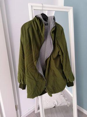 Oxeya Oversized Jacket multicolored