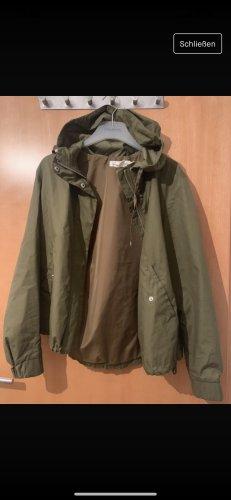 H&M Raincoat khaki