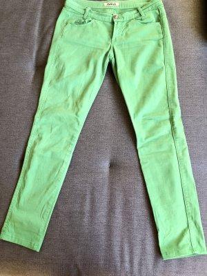 Grüne Skinny Jeans von Killah in Größe 27 (it)