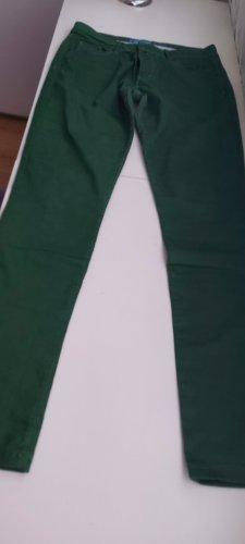 Grüne Soft Hose