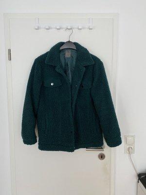 Primark Fleece Jackets petrol