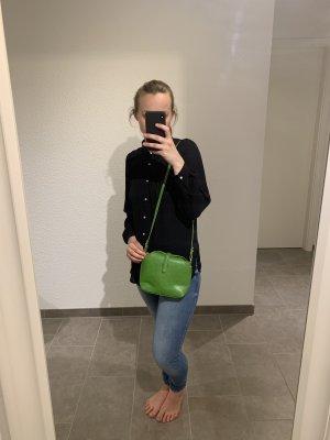 Grüne Umhängetasche von Zara