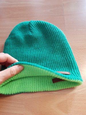 Barts Czapka typu beanie zielony-zielony neonowy