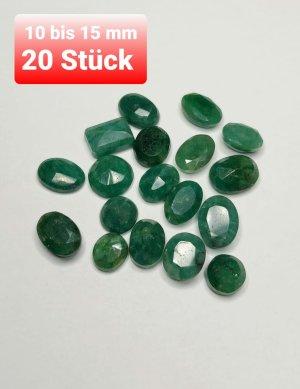 Grünem Beryl Stein für Schmuck
