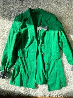 Grüner Blazer