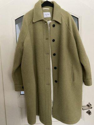 American Vintage Oversized Coat sage green