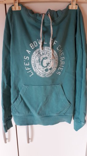 Campus Hooded Sweater multicolored