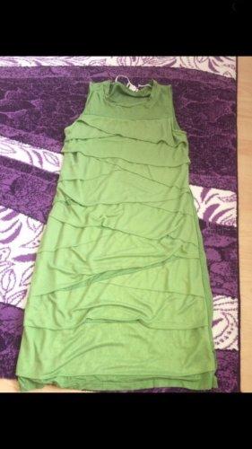 Grüner Party Kleid von Bonprix