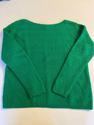 Esprit Coarse Knitted Sweater green