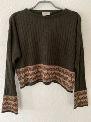 Grüner Pullover von InWear