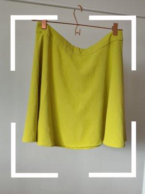 Asos Gonna da skater giallo neon-giallo lime