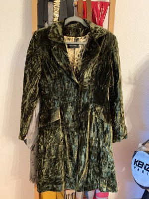 Nicowa Frock Coat dark green