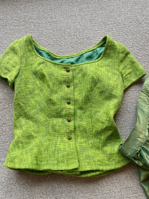 Traditional Camisole lime-green-green
