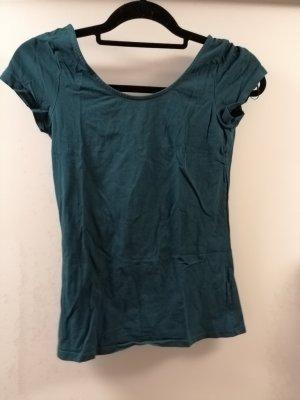 grüner T-Shirt
