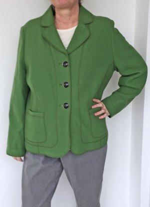 Clément Blazer in lana verde bosco-verde Lana