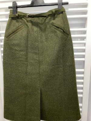 Traditional Skirt olive green