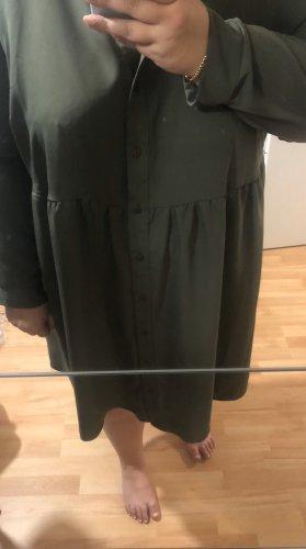 asos curve Koszulowa sukienka Wielokolorowy