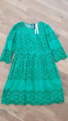 Grünes Baumwollkleid von Marc Cain Additions