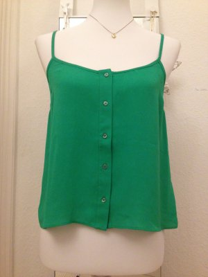 Topshop Blouse Top green