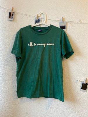 Champion Basic Shirt khaki-forest green