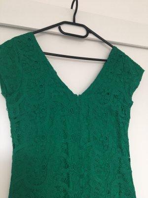 Grünes Cocktailkleid, Sommerkleid