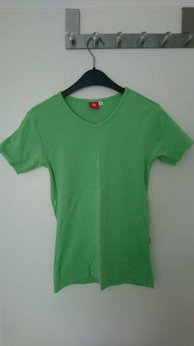 Grünes Engelbert Strauss T-Shirt