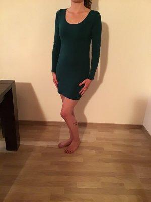 C&A Basics Longsleeve Dress forest green