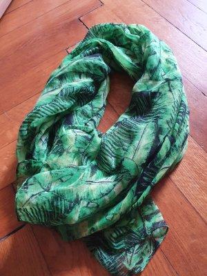 H&M Écharpe d'été vert-vert fluo
