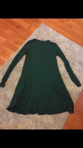 Grünes Kleid von Boohoo in Gr. 32