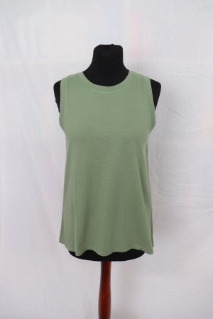 Grünes neuwertiges Top von Zara Größe S 36 38